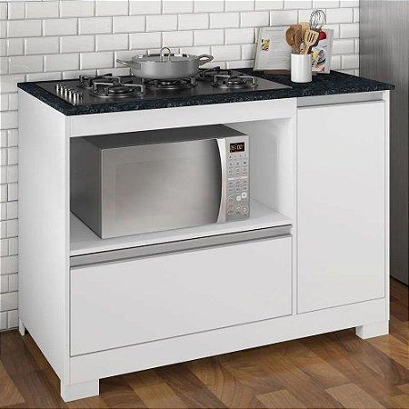 Balcão De Cozinha Para Cooktop Nt 3050 Brc Gran