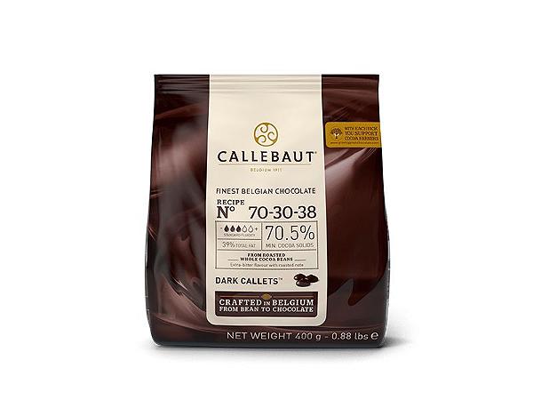 Gotas de Chocolate Ao Leite 50,7% Cacau 823 400g - Callebaut