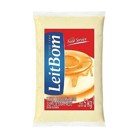 Leite Condensado Baguete 5kg - LeitBom