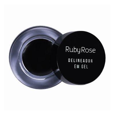 Delineador em Gel - Ruby Rose