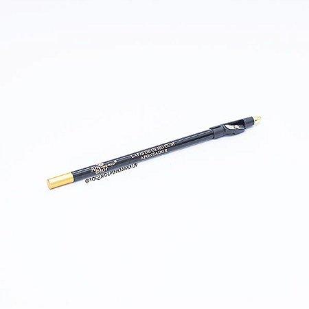 Lápis para Olhos Preto com Apontador - Any Color