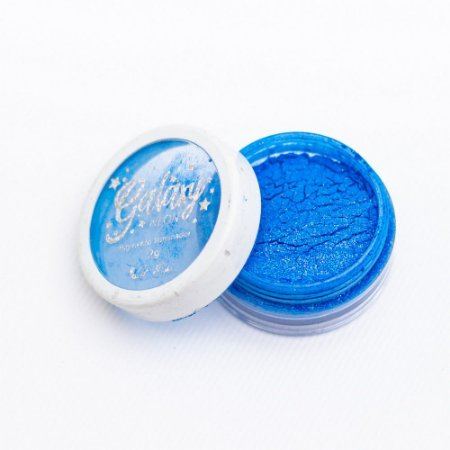 Pigmento Iluminador Galaxy Neon Azul - Cat Make