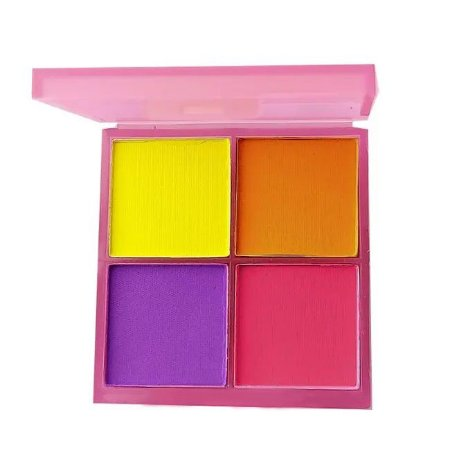 Paleta de Sombras Radiante Neon C - Jasmyne