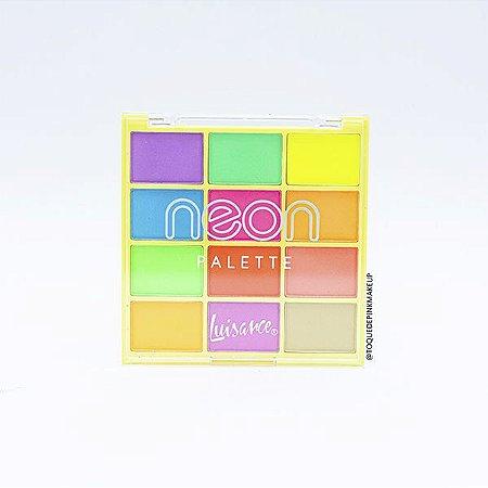 Paleta Neon - Luisance