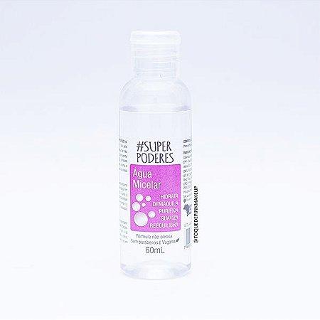 Água Micelar 60 ml - Super Poderes