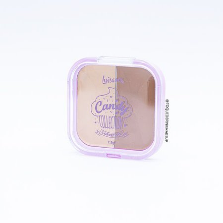 Corretivo Duo Candy Collection Cor C - Luisance