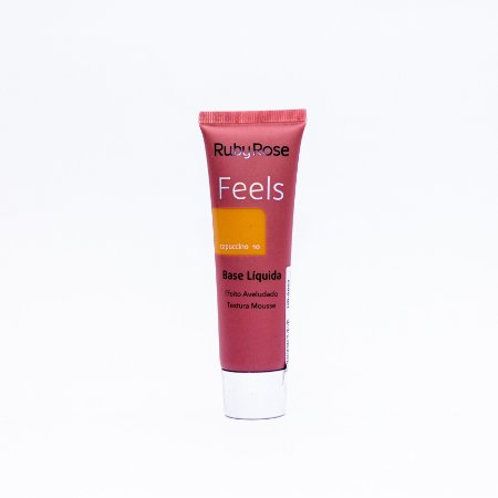 Base Feels Capuccino 10 - Ruby Rose
