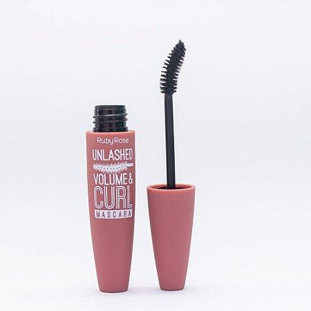 Rímel Unlashed Volume & Curl - Ruby Rose