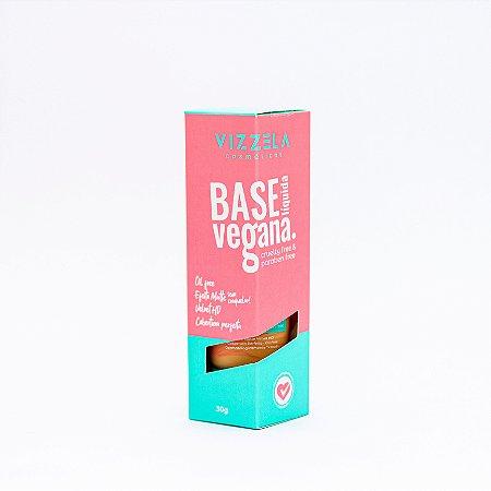 Base Vegana Cor 01 - Vizzela