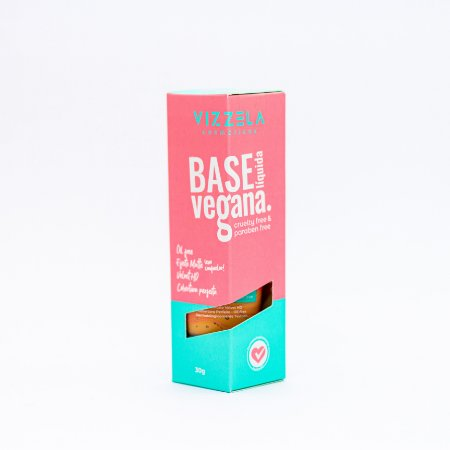 Base Vegana Cor 04 - Vizzela