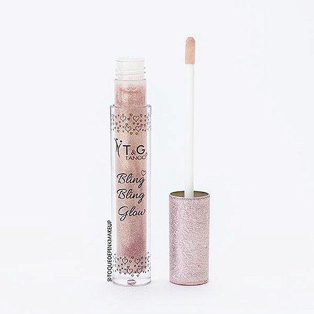 Gloss Bling Bling Glow Cor 05 - Tango