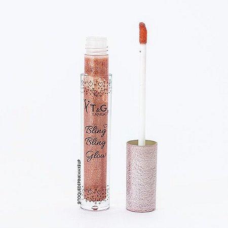Gloss Bling Bling Glow Cor 07 - Tango