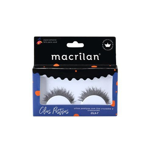 Cílios CL3-7 - Macrilan