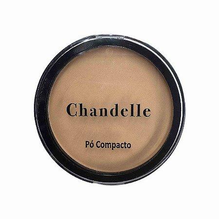 Pó Compacto Cor 04 - Chandelle