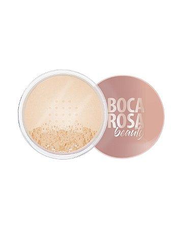 Pó Facial Mármore 01 - Boca Rosa Beauty