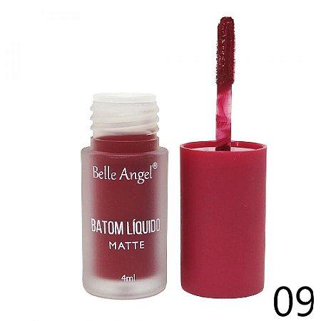 Batom Líquido Matte 09 - Belle Angel