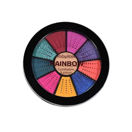 Paleta de Sombras Rainbow - Ruby Rose