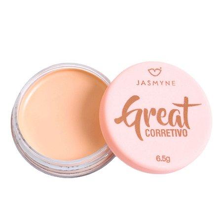 Corretivo Great 04 - Jasmyne
