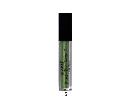 Sombra Líquida Metal Glam Glitter 05 - SP Colors