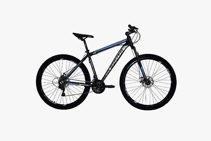 Bicicleta South MTB Aro 29″, 21 Marchas - Azul