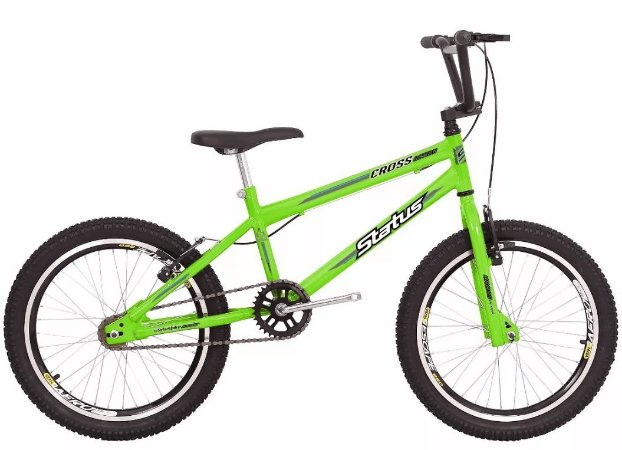 Bicicleta Status Cross Juvenil Aro 20″