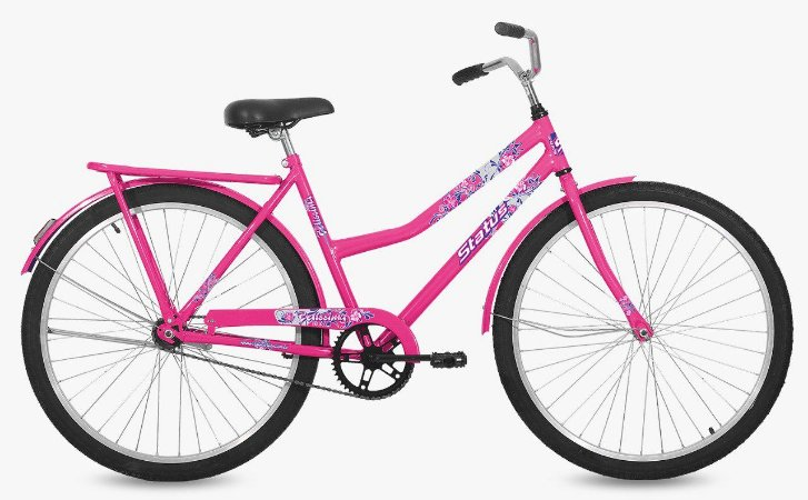 Bicicleta Status Belissima Aro 26″, Transporte