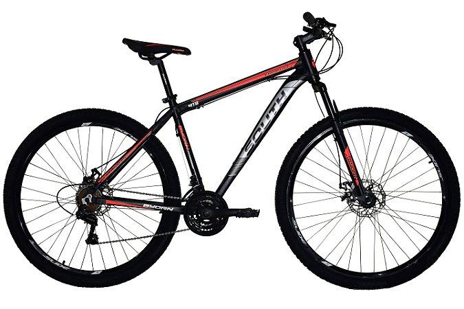 Bicicleta New South Aro 29″, 24 marchas
