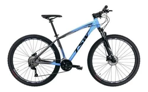 Bicicleta Aro 29 Tsw Hunch Plus 27v Altus Completo Shimano