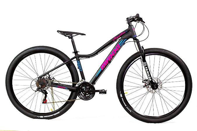 Bicicleta  Maxxi Agata Aro 29  21 v shimano tourney