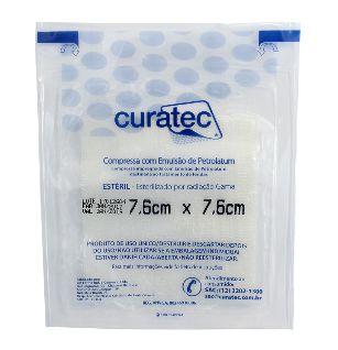 CURATIVO C PETROLATUM 7,6 X7,6