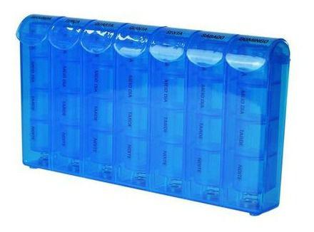 Porta Comprimidos Incoterm Turno Pc0005