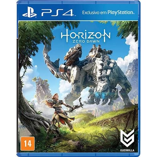 Game Horizon Zero Dawn - PS4