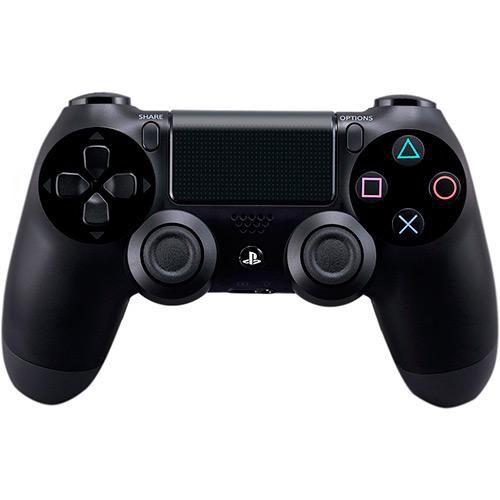 Controle - Dualshock 4 Preto - PS4