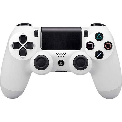 Controle Sem Fio Playstation 4 Dualshock Branco - Sony