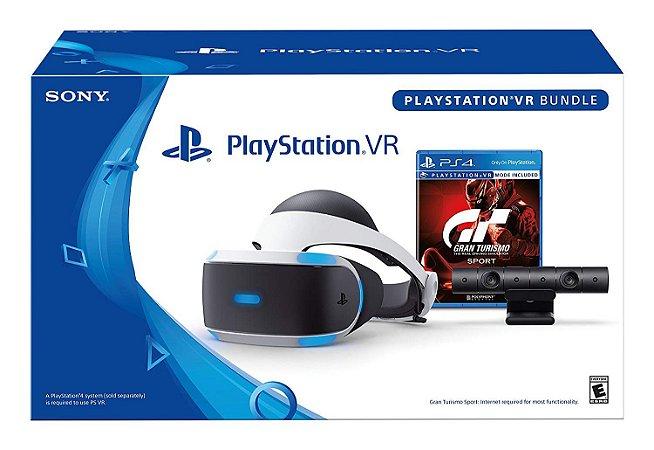 PLAYSTATION VR BUNDLE Gran Turismo