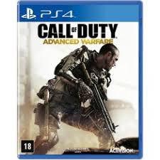 CALL OF DUTY ADVANCED WARFARE - PS4