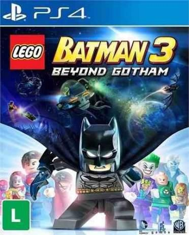 LEGO BATMAN 3: BEYOND GOTHAM - PS4