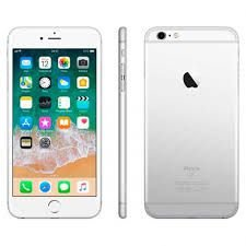 """CELULAR APPLE IPHONE 6S 1688 BZ 32GB / 4G / TELA 4.7"""" / CÂMERAS 12MP E 5MP - SILVER"""
