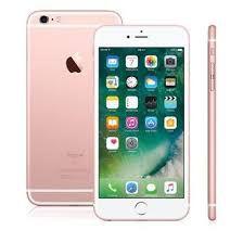 """CELULAR APPLE IPHONE 6S 1688 BZ 32GB / 4G / TELA 4.7"""" / CÂMERAS 12MP E 5MP - ROSE"""