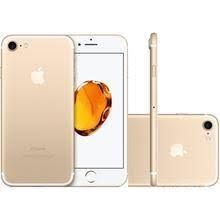CELULAR APPLE IPHONE 7 32GB DOURADO MODELO 1778