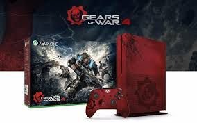 CONSOLE XBOX ONE S 2TB - GEARS OF WAR 4 EDITION