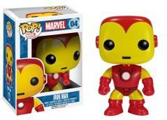 Iron Man Marvel Funko Pop Vinyl 04