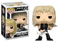 James Hetfield Metallica Funko Pop 57