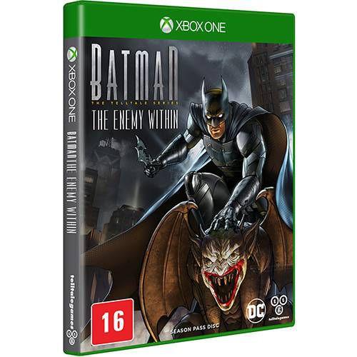 BATMAN THE ENEMY WITHIN  - XBOX ONE