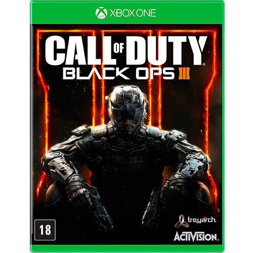 CALL OF DUTY BLACK OPS III - XBOX ONE