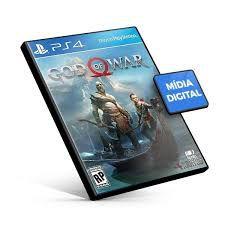 GOD OF WAR 4 - PS4 PSN MÍDIA DIGITAL