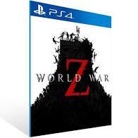 WORLD WAR Z - PS4 PSN MÍDIA DIGITAL