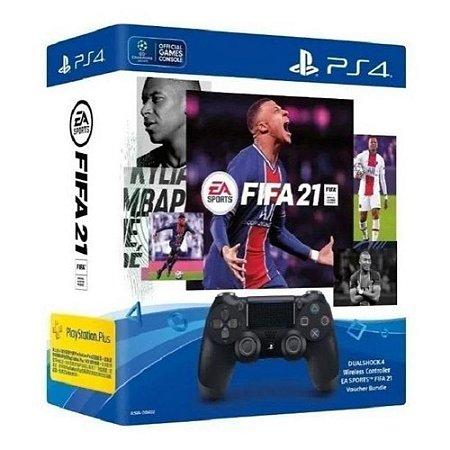 Controle De Ps4 Dual Shok Pack Fifa 21