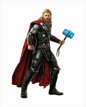 Adesivo de Parede para Quarto Infantil Thor