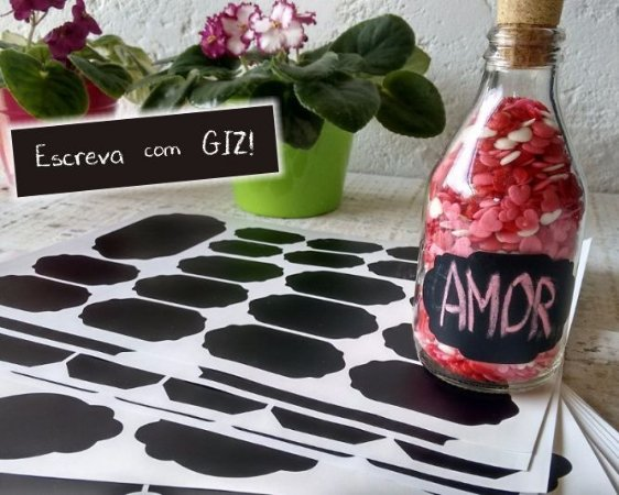 Adesivo Chalkboard